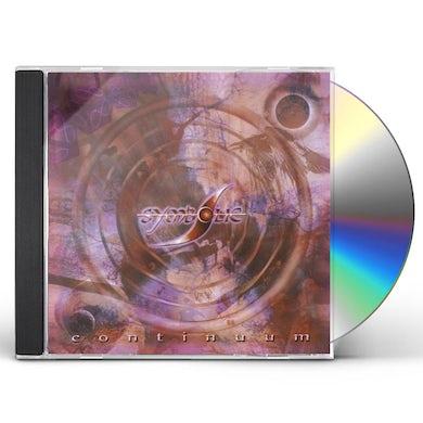 Symbolic CONTINUUM CD