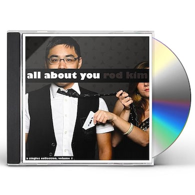 Rod Kim ALL ABOUT YOU CD