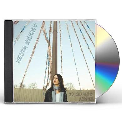 India Ramey JUNKYARD ANGEL CD