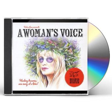 Robin Lane WOMANS VOICE CD