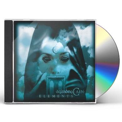 Defending Cain ELEMENTS CD