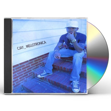 CJay MELLOTRONICA CD