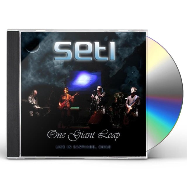 Seti ONE GIANT LEAP CD