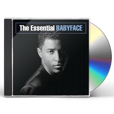 ESSENTIAL BABYFACE CD