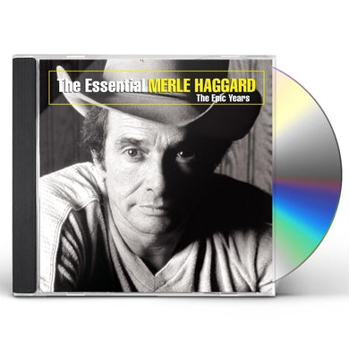 ESSENTIAL MERLE HAGGARD CD