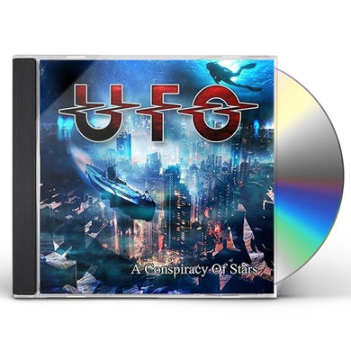 Ufo CONSPIRACY OF STARS CD