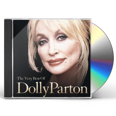 Dolly Parton VERY BEST OF CD