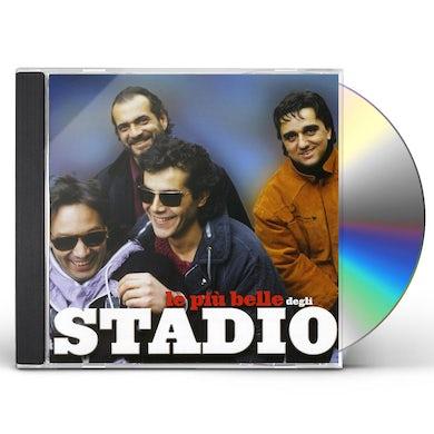 LE PIU BELLE DEGLI STADIO CD