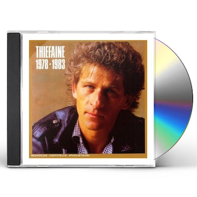 Hubert-Felix Thiefaine THIEFAINE 78-83 CD