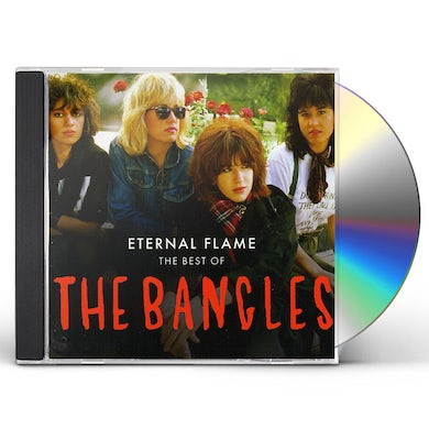 ETERNAL FLAMES: BEST OF THE BANGLES CD