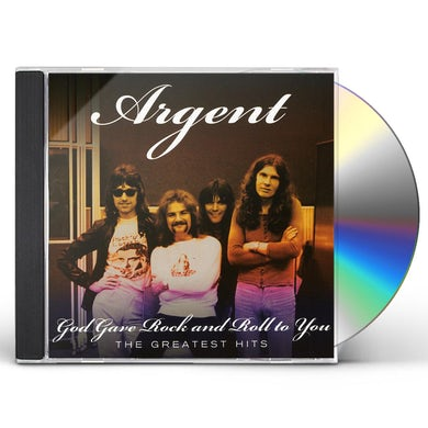 Argent GOD GAVE ROCK N ROLL TO YOU: GREATEST HITS CD