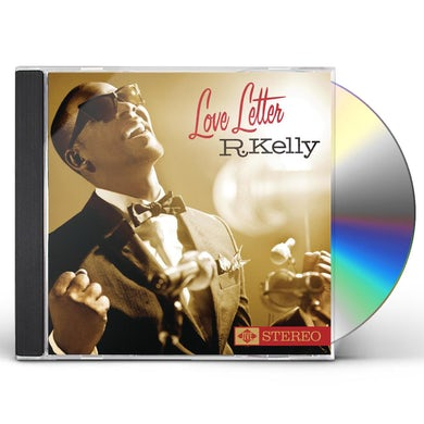 R. Kelly LOVE LETTER CD