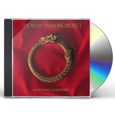 Alan Parsons VULTURE CULTURE CD
