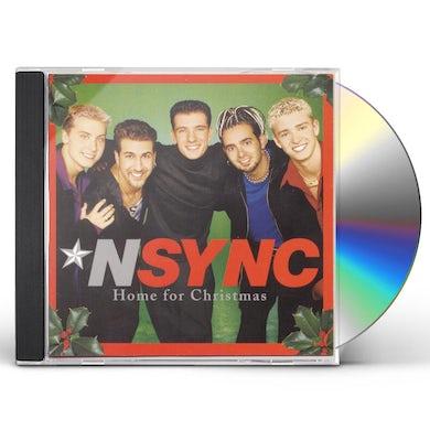 *NSYNC HOME FOR CHRISTMAS CD