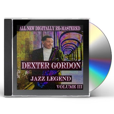 DEXTER GORDON - VOLUME 3 CD