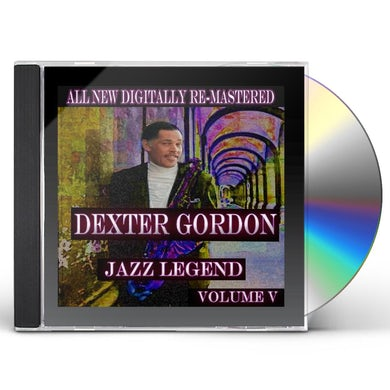 DEXTER GORDON - VOLUME 5 CD