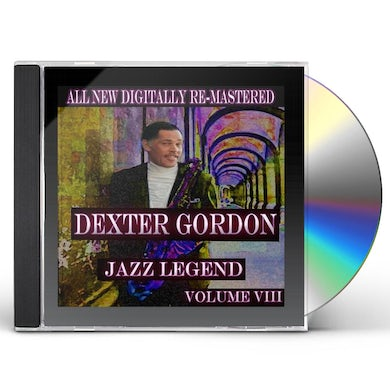DEXTER GORDON - VOLUME 8 CD