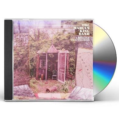 MARCUS KING BAND CAROLINA CONFESSIONS CD