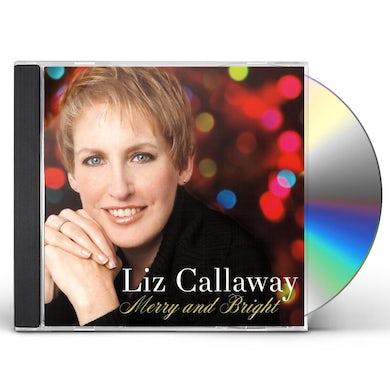 Liz Callaway MERRY AND BRIGHT CD