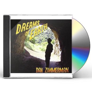 Dan Zimmerman DREAMS OF EARTH CD