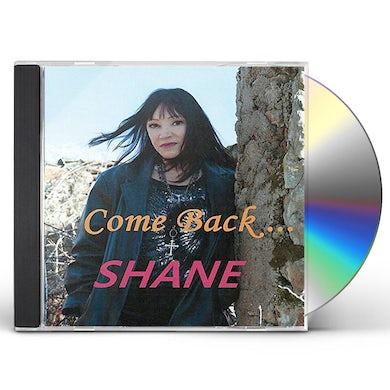 Shane COME BACK CD