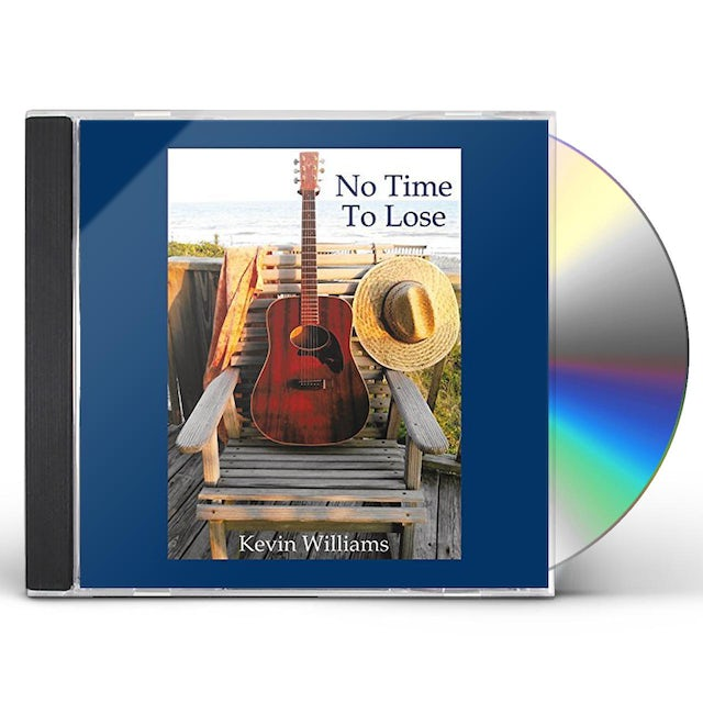 Kevin Williams NO TIME TO LOSE CD