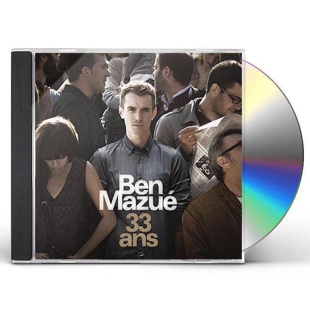 Ben Mazue 33 ANS CD