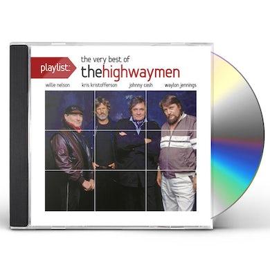 Highwaymen PLAYLIST: VERY BEST OF CD