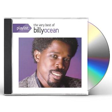 Billy Ocean PLAYLIST: VERY BEST OF CD