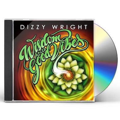 Dizzy Wright WISDOM & GOOD VIBES CD