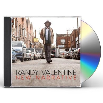 RANDY VALENTINE NEW NARRATIVE CD