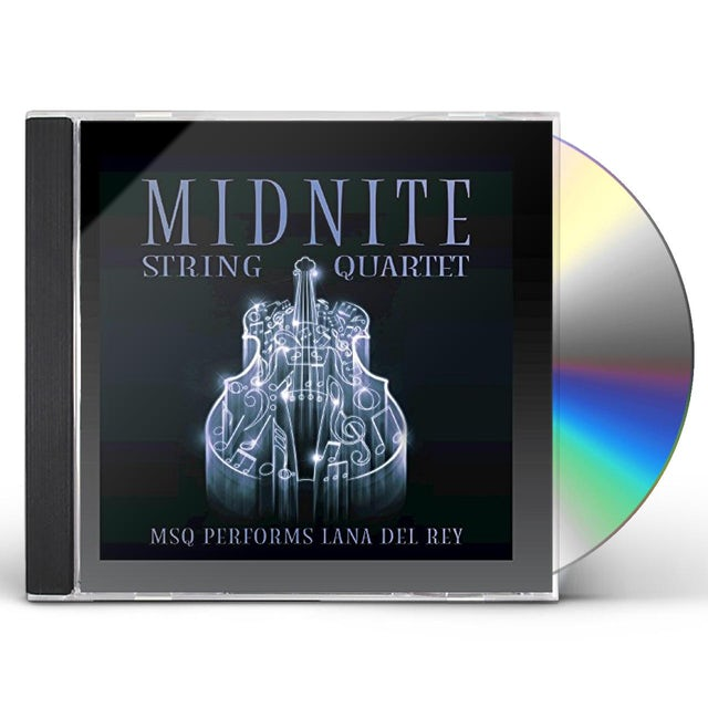 Midnite String Quartet MSQ PERFORMS LANA DEL REY (MOD) CD