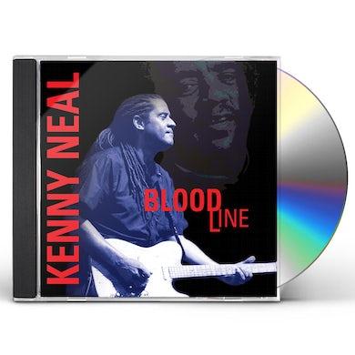 Kenny Neal BLOODLINE CD