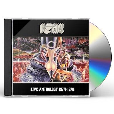 Nektar LIVE ANTHOLOGY 1974-1976 CD