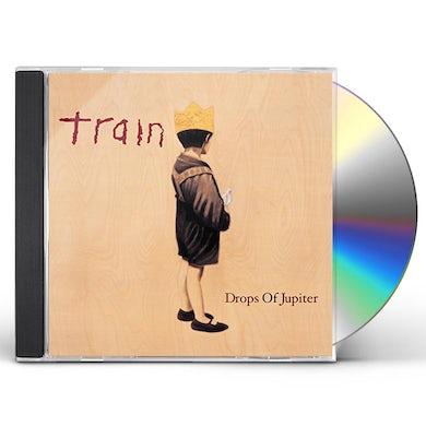 Train DROPS OF JUPITER (GOLD SERIES) CD