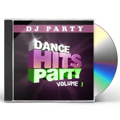 DJ Party DANCE HITS PARTY VOL. 1 CD