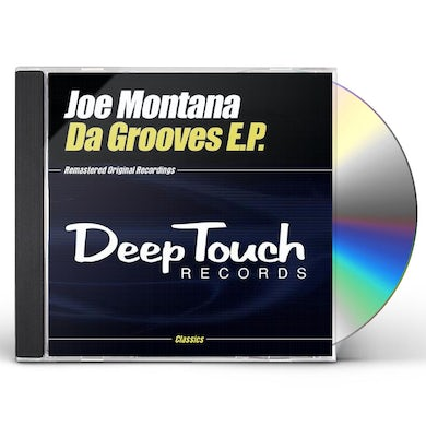 Joe Montana DA GROOVES EP CD