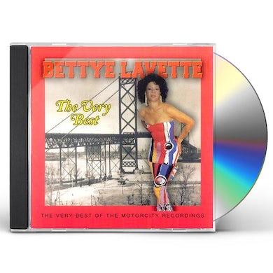 Bettye Lavette  VERY BEST CD