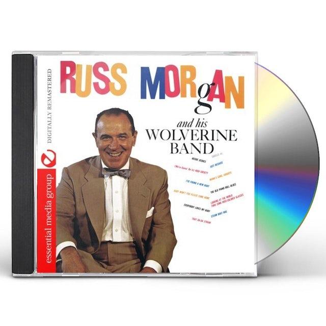 Russ Morgan WOLVERINE BAND CD