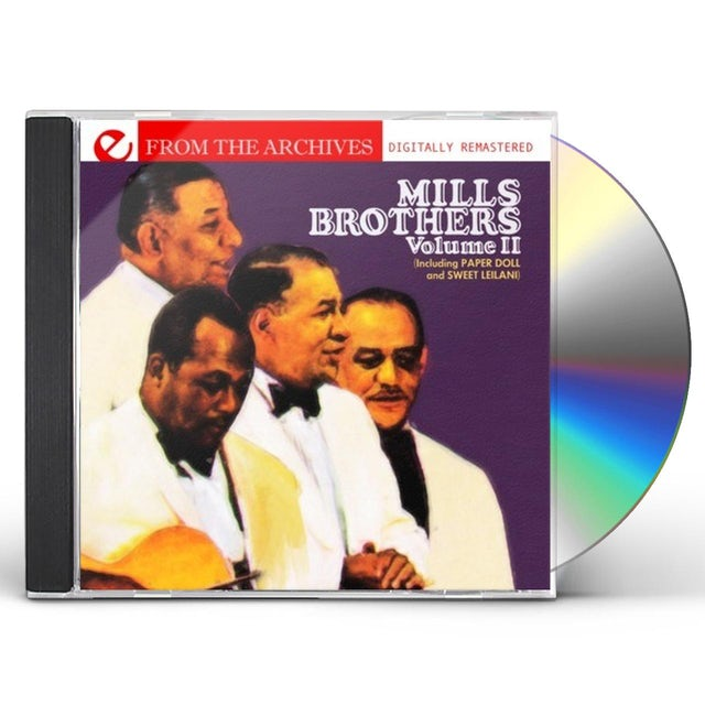 Mills Brothers 2 CD