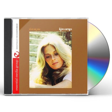 Kim Carnes REST ON ME CD