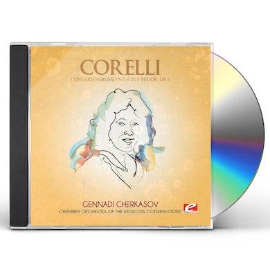 CONCERTO GROSSO 6 F MAJOR CD