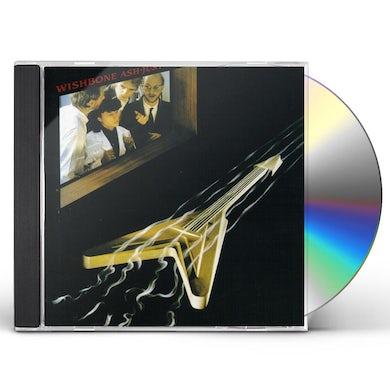 Wishbone Ash JUST TESTING CD