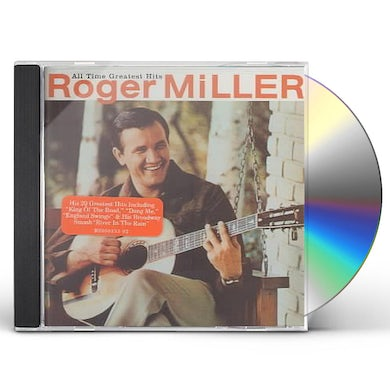 Roger Miller ALL TIME GREATEST HITS CD