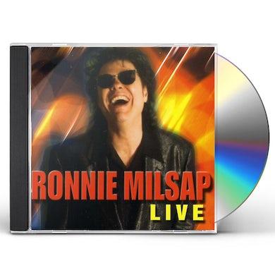 Ronnie Milsap LIVE CD