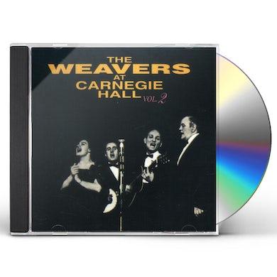 Weavers AT CARNEGIE HALL 2 CD