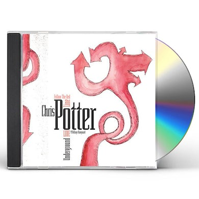 Chris Potter FOLLOW THE RED LINE: LIVE AT THE VILLAGE VANGUARD CD