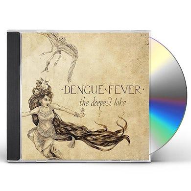 DEEPEST LAKE CD