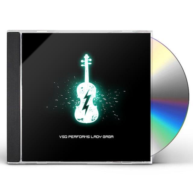 Vitamin String Quartet VSQ PERFORMS LADY GAGA CD