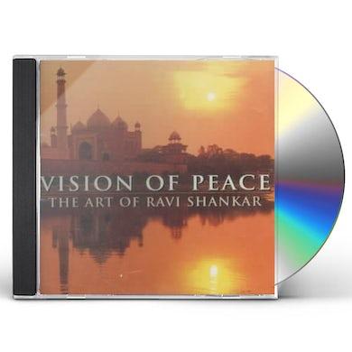VISION OF PEACE: THE ART OF RAVI SHANKAR CD